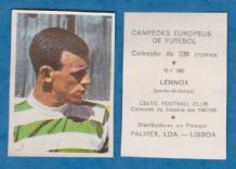 Glasgow Celtic Bobby Lennox Scotland